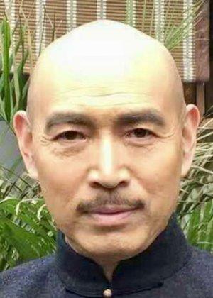 Shen Bao Ping in My Uncle Zhou Enlai Chinese Drama (2016)