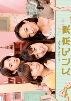 Tokyo Alice (2017) poster