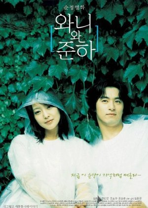 Wanee and Junah (2001) poster