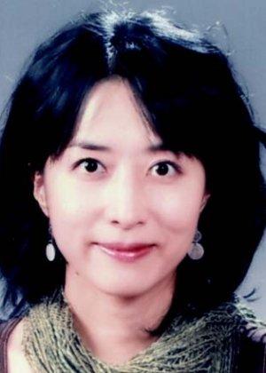 Shin Yoon Jung in Bluebird Korean Drama (1994)