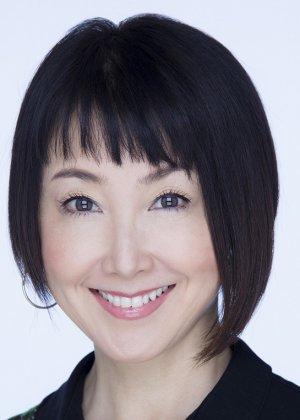 Azuma Chizuru in Wakaba Japanese Drama (2004)