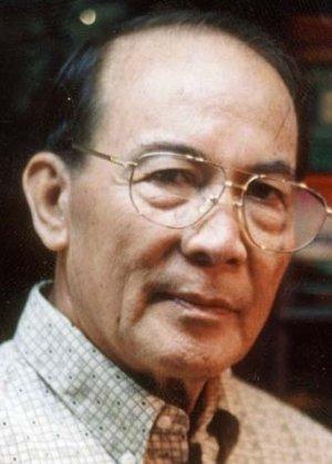 Adul Dulyarat in Nam Sor Sai Thai Movie (1986)