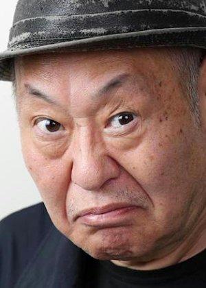 Izumiya Shigeru in Sanbiki no Ossan 2 Japanese Drama (2015)