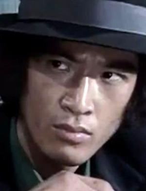 Matsuda Yusaku in Yokohama BJ Blues Japanese Movie (1981)