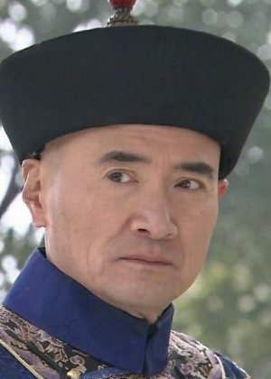 Deng  Li Min in Sound of the Desert Chinese Drama (2014)