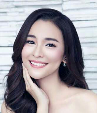 Aom Sushar Manaying in Boss & Me Thai Drama (2020)