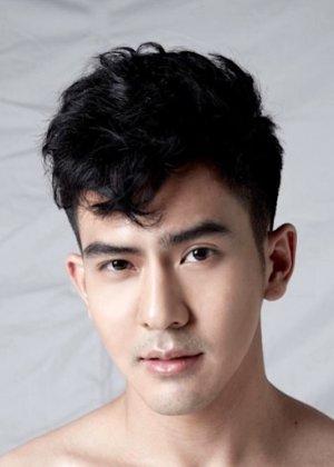 Toey Pongsakorn Mettarikanon in Plerng Prang Tian Thai Drama (2019)