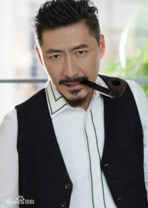 Zhang Zi Jian in Son of Hero Chinese Drama (2021)