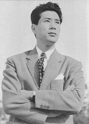 Koizumi Hiroshi in Mothra vs. Godzilla Japanese Movie (1964)