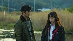 Motola Serena & Nishijima Hidetoshi  Starring in 'Kaze No Denwa / Phone Of The Wind'