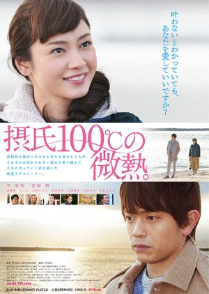 Sesshi 100 Do no Binetsu (2015) poster