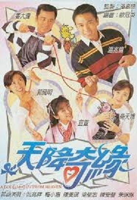 A Good Match from Heaven (1995) poster