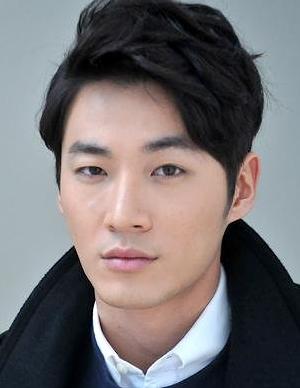 Jung Dong Hyun in Basketball Korean Drama (2013)
