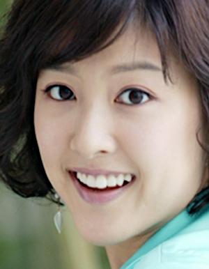 Kang Jung Hwa in High As Sky Wide As Earth Korean Drama (2007)