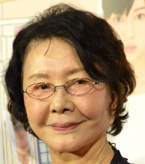 Watanabe Misako in Akai Giwaku Japanese Drama (1975)