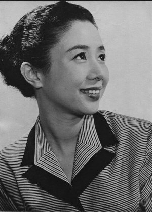 Otowa Nobuko in Autumn Has Already Started Japanese Movie (1960)