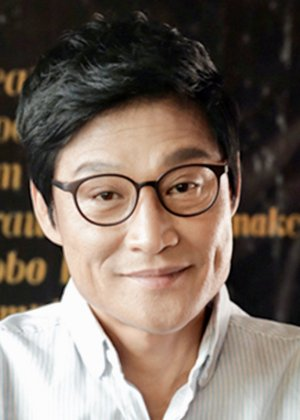 Park Jung Hak in The Land on the Waves Korean Movie (2019)