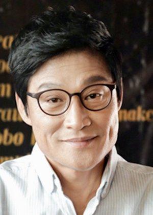 Park Jung Hak in Brothers in Heaven Korean Movie (2018)