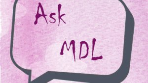 Ask MDL And Now For Something Different : School