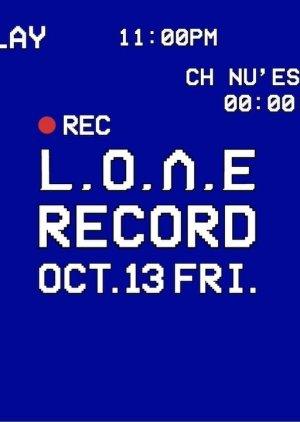 NU'EST W L.O.V.E RECORD (2017) poster