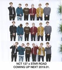 Star Road: NCT127 (2019) photo