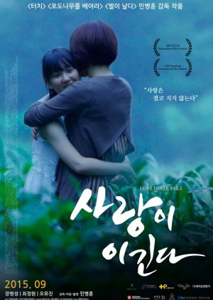 Love Never Fails (2015) poster
