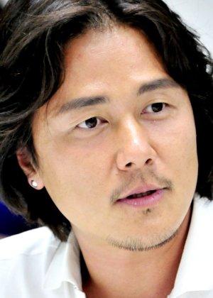 Kam Woo Sung in Spider Forest Korean Movie (2004)
