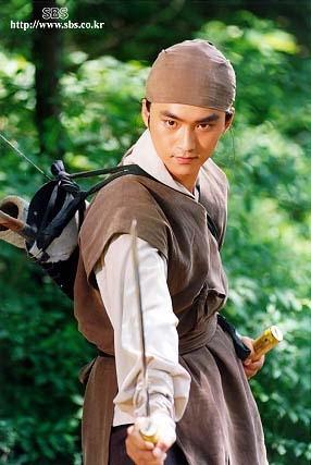 Hong Gil Dong (1998) poster