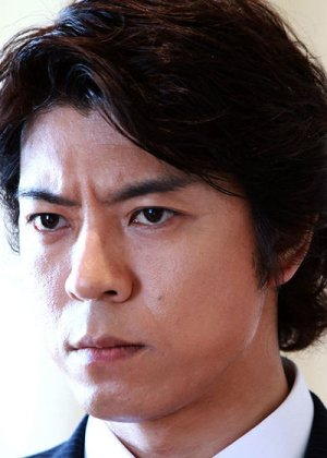 Kamikawa Takaya in Saigo no Shounin Japanese Special (2015)