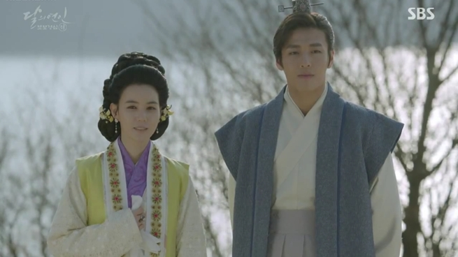 Moon Lovers: Scarlet Heart Ryeo Episode 5 - MyDramaList