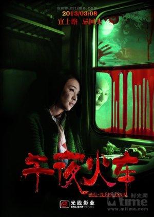 Midnight Train (2013) poster