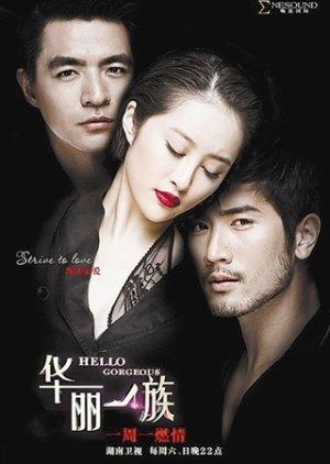 Hello Gorgeous (2013) poster