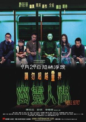 Visible Secret (2001) poster