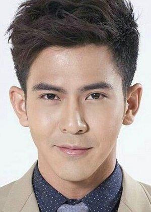 Toey Pongsakorn Mettarikanon in Fah Fak Ruk Thai Drama (2020)