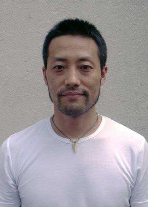 Kishi Kentaro in The Machine Girl Japanese Movie (2008)
