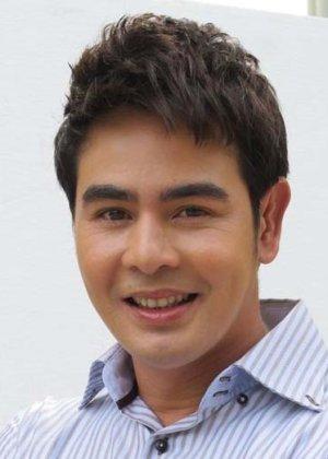 Job Niti Samutkojorn in Jam Luey Gamathep Thai Drama (2009)
