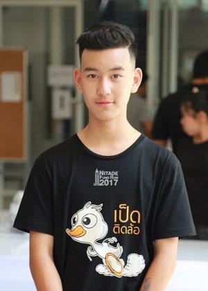 Ryu Ingkarat Damrongsakkul in Senior Secret Love: My Lil Boy 2 Thai Drama (2016)