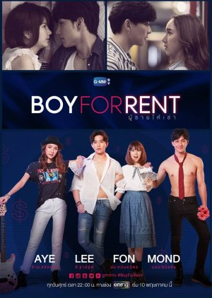 Boy For Rent thai drama review