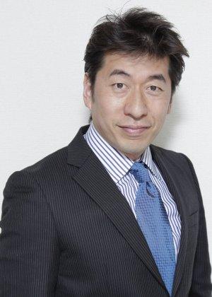 Terakado Jimon in Sky High Japanese Drama (2003)