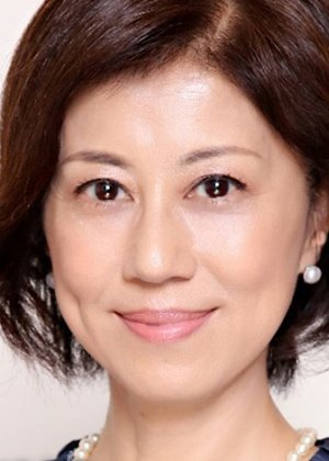 Oshima Satoko in Hikon Kazoku Japanese Drama (2001)