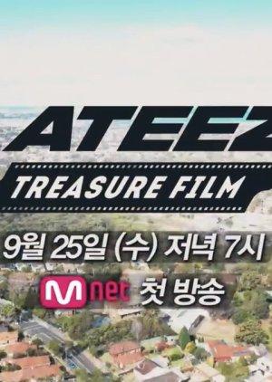 Ateez Treasure Film (2019) poster
