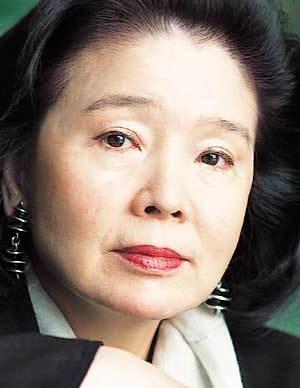 Yoon Jung Hee in Poetry Korean Movie (2010)