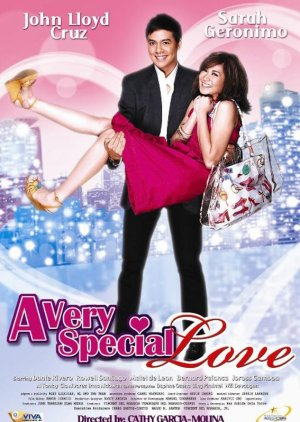 A Very Special Love (2008) poster