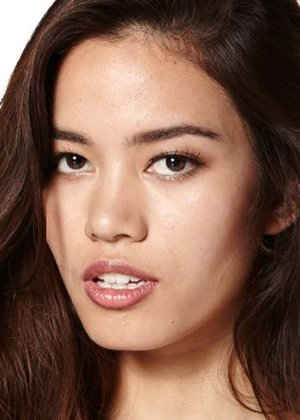 Kanticha Chuma in The Face Thailand: Season 2 Thai TV Show (2015)