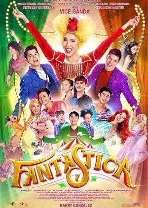 Fantastica (2018) poster