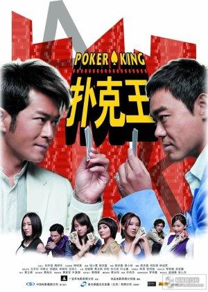 Poker King (2009) poster