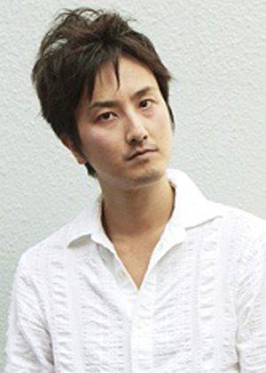 Kasahara Shinji in Mirai Sentai Timeranger Japanese Drama (2000)