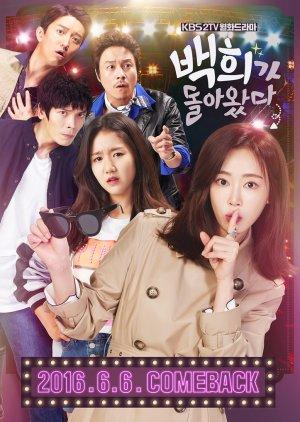 Baek Hee Has Returned (2016) poster