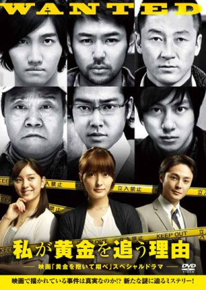 The Gold Case (2012) poster