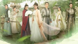 Currently Watching: Legend of Yun Xi